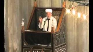 2011 Yılı Kutlu Doğum Programı Sultanahmet Fatih DURGUT 08 Sümbül Efendi Erkek Kuran SÜMBÜL TV
