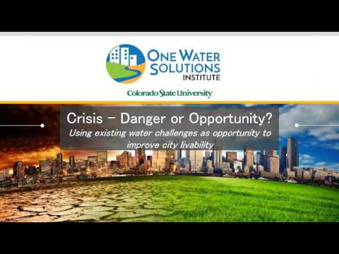 Introduction to Integrated Water Management for Cities