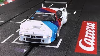 Test Drive Carrera 30814 BMW M1 Procar