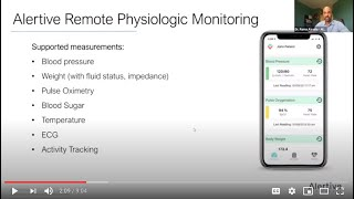 Alertive Healthcare - Remote Patient Monitoring Innovation Challenge