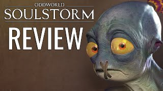 Oddworld: Soulstorm Review - The Final Verdict (Video Game Video Review)