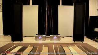 Pass Labs XA100 5 Amplifier Review Conclusion; Listening Session