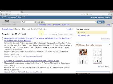 6 Dr Girish KJ pubmedcentral search through pubmed