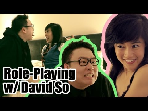 Role Playing With David So [Co...