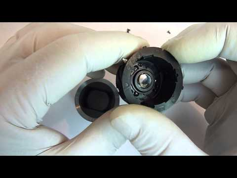 How To Repair & Clean A Panasonic Lumix ZS & TZ Model Leica Lens Units