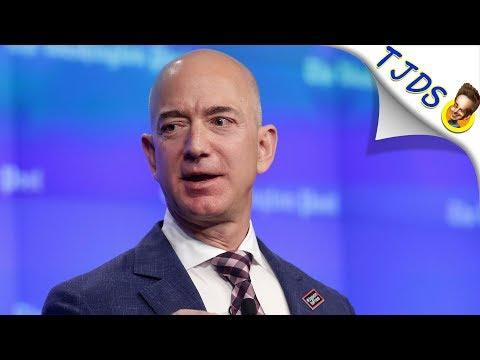 Why Did World's Richest Man Buy Washington Post? Mp3