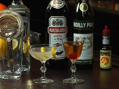How to Make a Wet Martini