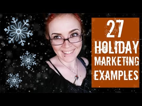 27 Holiday Marketing Examples from the Alphas