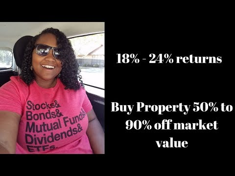 Tax lien testimonial and Tax lien investing in 2017