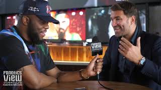 EXCLUSIVE: Eddie Hearn on Anthony Joshua After TKO Loss & Andy Ruiz Rematch Location