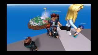 Roblox Survival com GameReaper621!