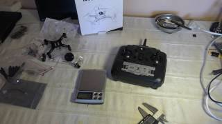 DM002 5 8G FPV unboxing assembling analysis and testing (Courtesy Banggood)