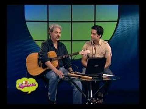 sanjay gahlot on b4u music express with vj salil part -I