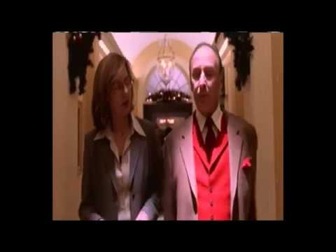 cj and bernard do a good deed -- the west wing season 2 episode 10