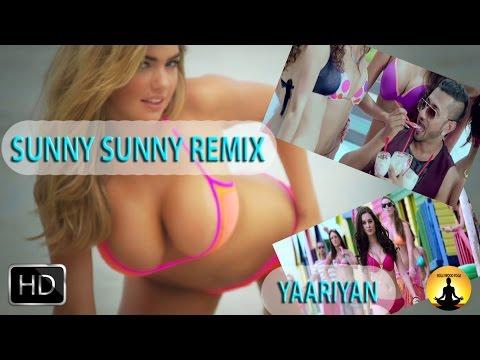 SUNNY SUNNY CLUB REMIX FULL Video Song ~ YAARIYAN ~ Honey Singh ~ Bollywood Yoga.