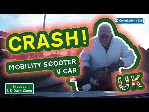 Exposed: UK Dash Cams - Poor Drivers, Road Rage + Crash Compilation #138