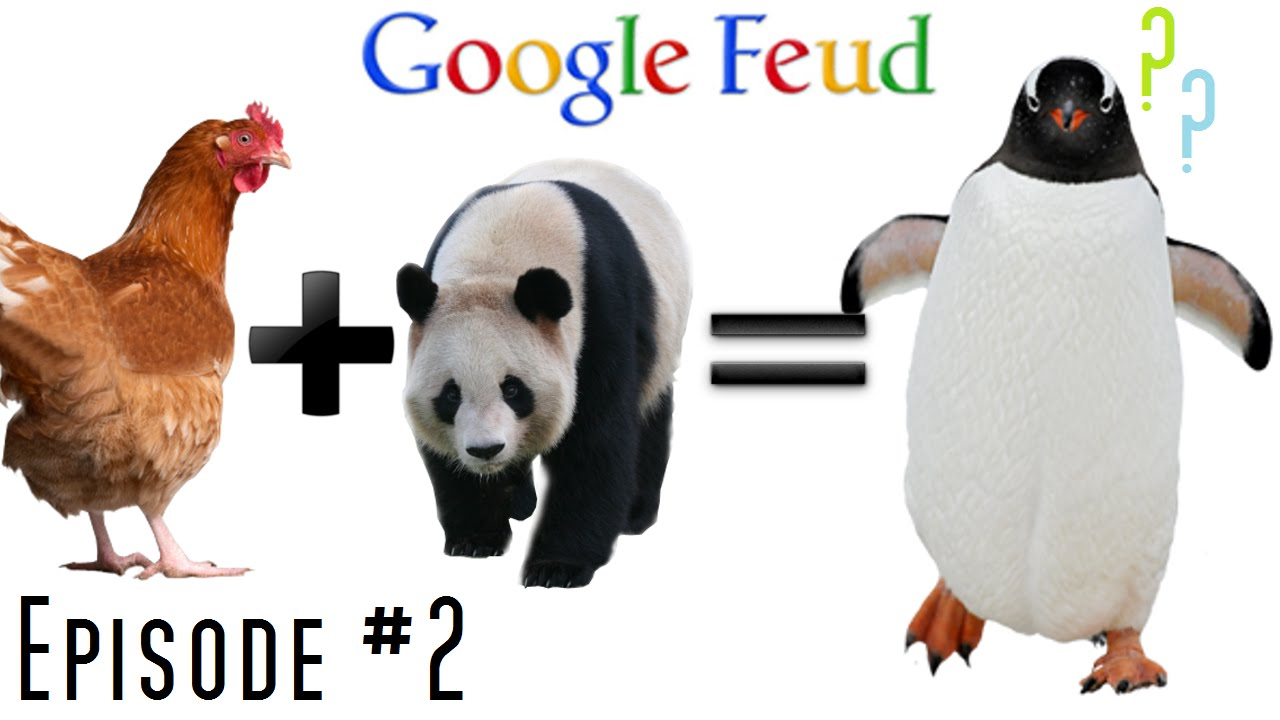 Penguins Are Panda Chickens
