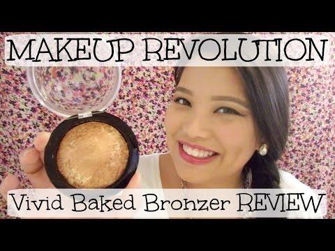 Vivid Baked Bronzer by Revolution Beauty #18