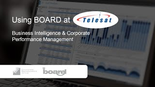 See How Telesat Blasted Off with CRGroup and BOARD for Streamlined Data Analysis & Reporting thumbnail