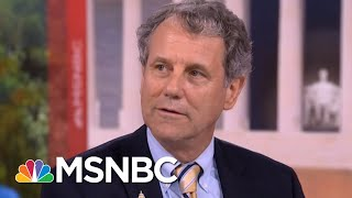 Senator Sherrod Brown On Ohio Senate Race: I Fight For People | Hardball | MSNBC