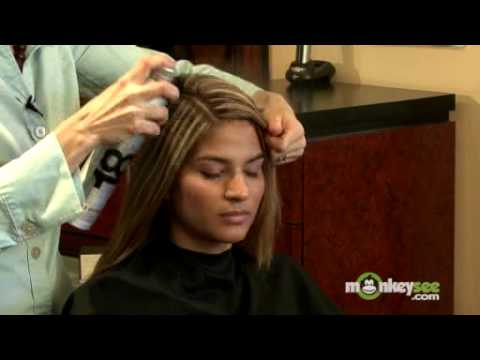 Prom Hairstyles Straight Look Youtube