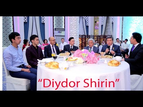 Diydor Shirin 8-son L Дийдор Ширин 8-сон