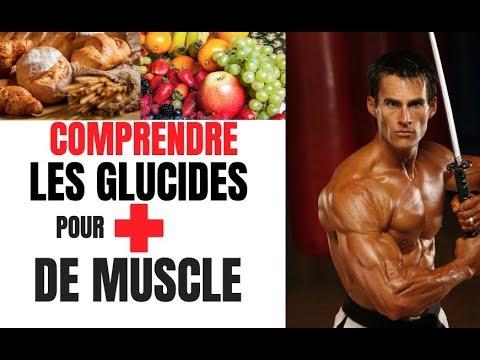Comprendre LES GLUCIDES Pour PLUS DE MUSCLE