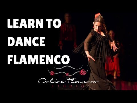 About the Online Flamenco Studio