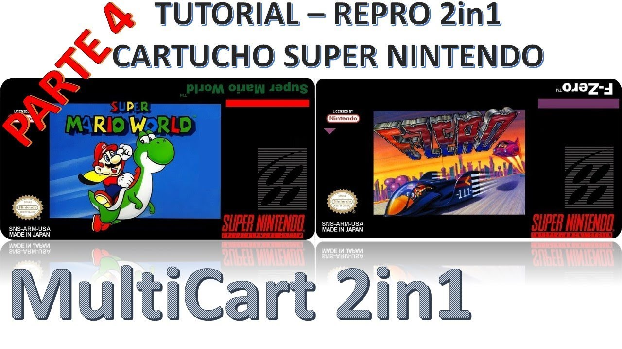 How to Make a SNES Reproduction Cartridge   The Poor Student