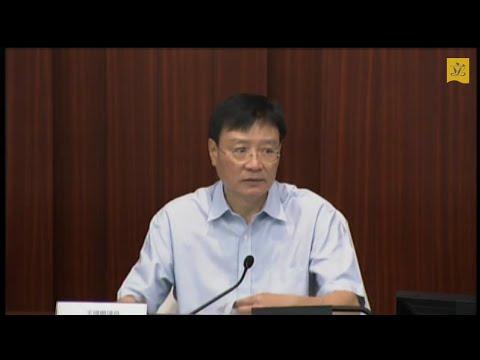 Panel on Housing (Pt1)(2014/06/30)