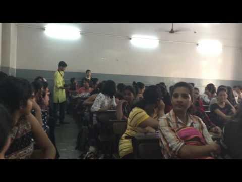Orientation Program for F.Y. students at Ruia College, Mumbai