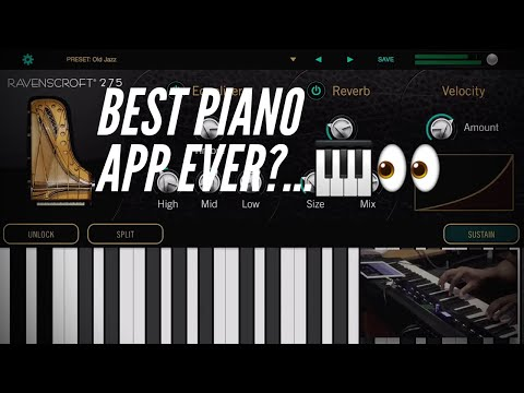 Ravenscroft 275 for iOS...Best Piano App for iPhone/iPad??