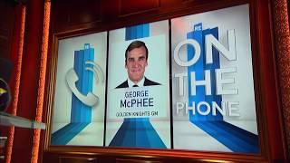 Golden Knights GM George McPhee Talks Stanley Cup Finals w/Rich Eisen | Full Interview | 5/21/18