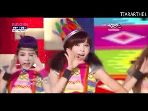 [Fanmade] T-ara - เผ่าไหนเหรอ (What's tribe?)