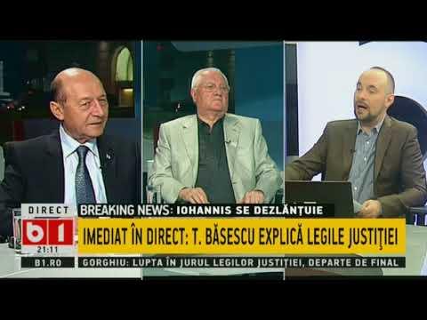 DOSAR DE POLITICIAN. BASESCU : IOHANNIS SE COMPORTA MAI DEPARTE CA PREMIERUL DE LA GRIVCO