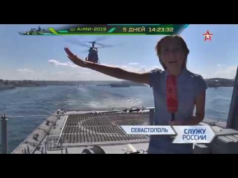 Самые тихие и неуловимые подлодки «Варшавянка» приняли участие в параде ко Дню ВМФ в Севастополе