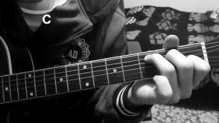 Lekcija - Budi moja voda ( Skolica gitare ) HD