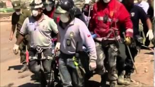 Inondations et glissements de terrain mortels au Chili