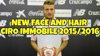NEW FACE AND HAIR CIRO IMMOBILE 2015/2016 | PES 2013
