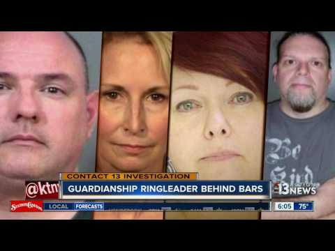Private guardian April Parks behind bars in Las Vegas