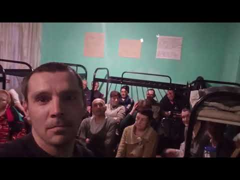 Концерт в Реаблилитационном центра г. Новогродовка