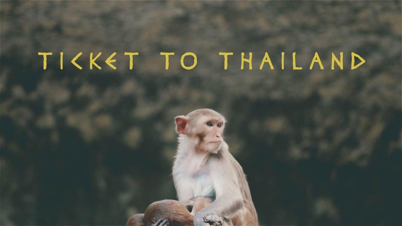 Ticket to Thailand | Thailand Travel Film Teaser (GH4)