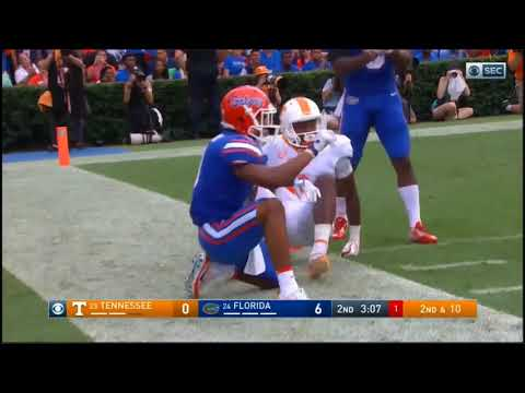 2017 - Tennessee Volunteers at Florida Gators in 30 Minutes