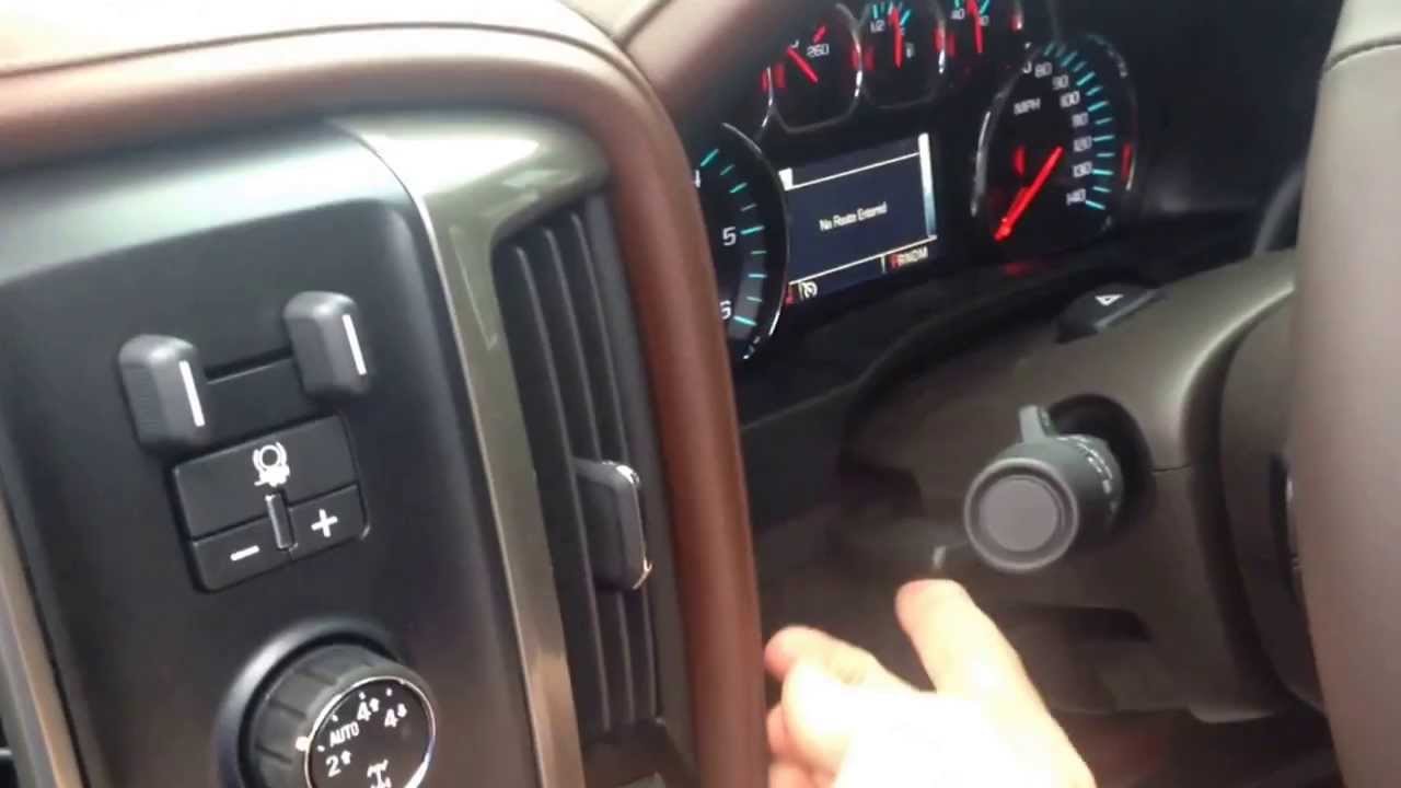 High Country Chevy >> 2014 Chevy Silverado High country with 6.2l engine Bachman Chevrolet - YouTube