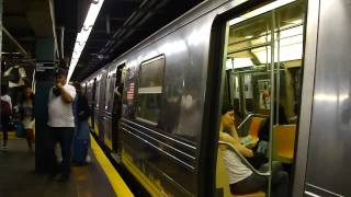 MTA New York City Subway : Hoyt-Schmerhorn Streets [ IND Fulton & Crosstown Lines ]