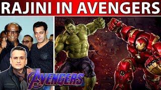 Rajini in Avengers