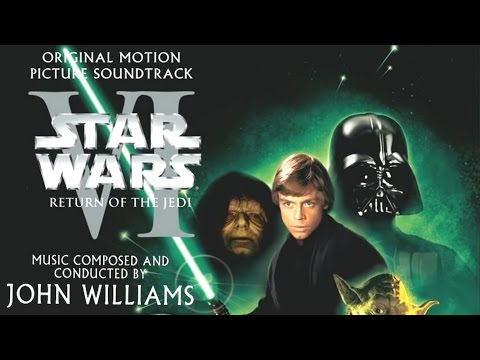 Star Wars Episode VI: Return Of The Jedi (1983) Soundtrack 20 The Battle Of Endor I Medley