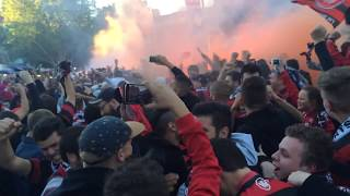 The moment The Western Sydney Wanderers became ACL champions 2014 2017 Video
