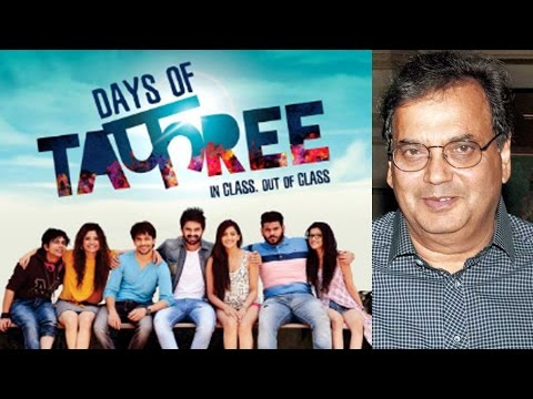 Subhash Ghai's Movie 'Days of Tafree'...
