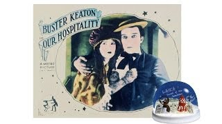 "Buster Keaton's ""Our Hospitality"" (1923) ✄ with ""Out of Sight and Snowblind"" by Laika"